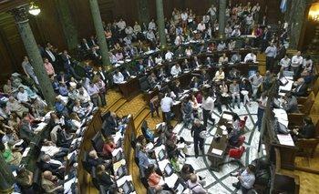 El PRO mantendrá la primera minoría en la Legislatura | Carlos tomada