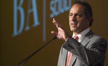 Scioli promete transferir la Policía Federal a la Ciudad | Frente para la victoria