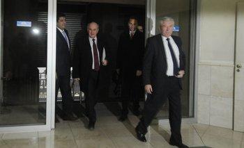Parrilli se reúne con la UIA por las nuevas tareas de inteligencia   Cambios en inteligencia
