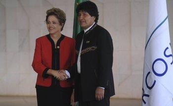 Cumbre del Mercosur: se oficializó la incorporación de Bolivia | Brasil