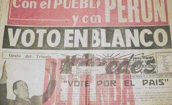 El día en el que el voto en blanco ganó en las elecciones de Argentina   Elecciones 2015