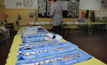 Advierten que el recuento de votos de las PASO será muy lento   Justicia