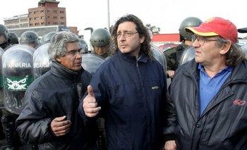 Casal confirma avances en negociaciones por el conflicto de la Línea 60 | Daniel scioli