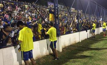 Boca en la Copa Argentina: Tevez y su incontenible emoción al llegar a Formosa | Copa argentina 2015