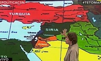 Turquía bajo fuego: el análisis de Pedro Brieger   Economía política