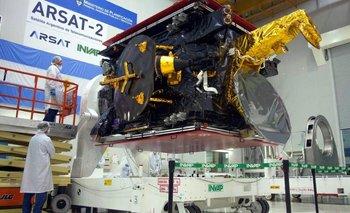 El satélite estatal Arsat-2 será usado por un canal de Torneos y el Grupo Clarín | Arsat