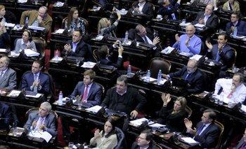 El primer semestre de Cambiemos en el Congreso | Tarifazo