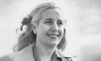 A 64 años de la muerte de Eva Perón, así la recuerdan en las redes   Cristina álvarez rodríguez