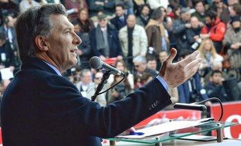 La polémica foto de Macri en La Rural que se hizo viral | Mauricio macri