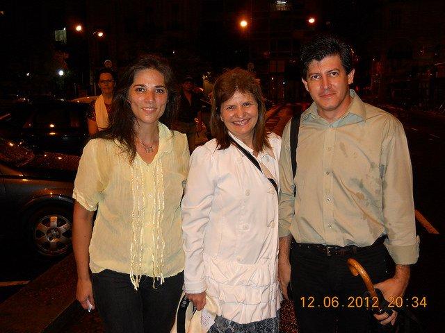 Mariana Torres con Patricia Bullrich