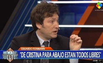 El repudiable comentario de Milei contra Eva Perón | Política