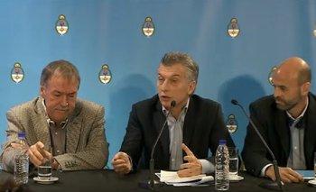 Macri reconoció que quiere echar a Gils Carbó por las denuncias contra el Gobierno | Avianca