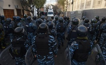 Tras la represión, la Justicia le ordenó a Pepsico recontratar a despedidos | Pepsico