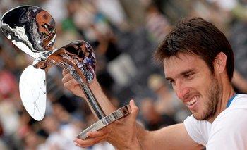 Leo Mayer ganó en Hamburgo y será Top 50 | Copa davis