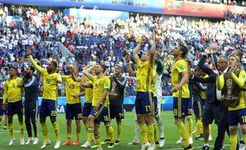 RUSIA 2018 | Suecia derrotó a Suiza 1 a 0 y pasa a cuartos de final | Mundial rusia 2018