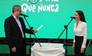 Victoria Onetto asumió como secretaria de Cultura de Avellaneda   Victoria onetto