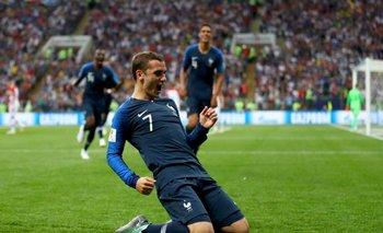 Rusia 2018 | Francia-Croacia: Los goles de la final que coronó a los galos | Francia