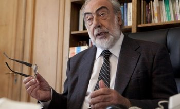 "Eduardo Barcesat: ""Creo que se va declarar la inconsticionalidad del decreto""   Eduardo barcesat"