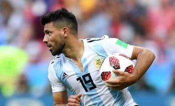 La sorpresiva foto del 'Kun' Agüero con el verdugo de Argentina en el Mundial | Mundial rusia 2018