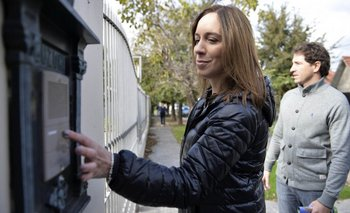 Cambiemos vuelve a los timbreos con Vidal a la cabeza para levantar su imagen | Macri presidente