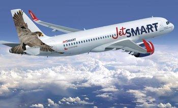 Un avión de una low cost despistó en el aeropuerto de El Palomar | Jet smart