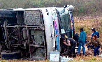 Al menos 13 jubilados muertos y 35 heridos en un accidente en la ruta tucumana | Tucumán