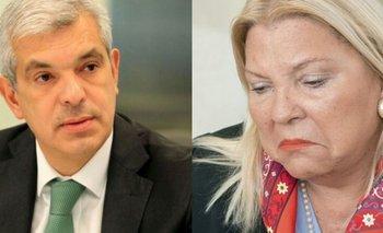 Julián Domínguez cruzó a Elisa Carrió y la dejó expuesta por otra de sus mentiras   Elecciones 2019