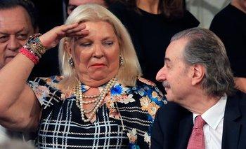 Elisa Carrió propuso una ley para revisar los juicios de lesa humanidad | La diputada se sinceró