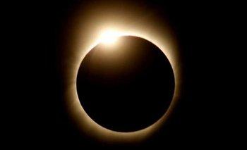 Eclipse solar: a qué hora es y desde qué zonas se puede ver