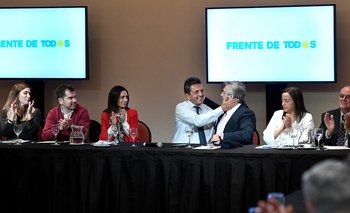 Arrancó la campaña: Alberto Fernández y Sergio Massa se mostraron juntos | Elecciones 2019