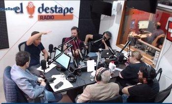 Hackearon el Destape Radio: los mensajes de los oyentes en todo el país | El destape radio