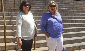 Espionaje ilegal: Carrió, Oliveto y Zuvic se presentaron en la causa de Dolores | Espionaje ilegal