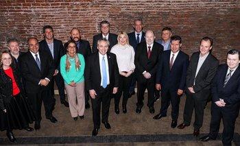 Arrancó la campaña: Alberto Fernández se reunió con gobernadores del PJ | Elecciones 2019