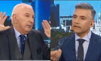 Mauro Viale cruzó a un ex periodista de Clarín por defender a Stornelli | Carlos stornelli
