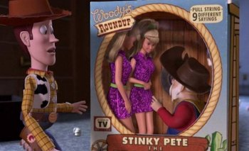 Disney elimina una escena de Toy Story 2 por acoso sexual | Éxito de taquilla