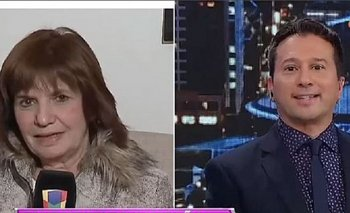 La pregunta de Luis Bremer que molestó a Bullrich | Patricia bullrich