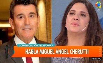 Cherutti se cruzó con la bailarina que lo denunció de abuso  | Mira como nos ponemos