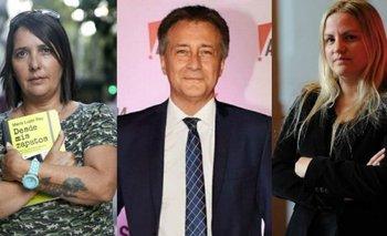 "Graña cruzó a Piparo y Lujan Rey: ""Ustedes son demagógicas"" | Fuerte discusión"