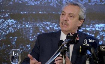 Elecciones 2019: Alberto Fernández prometió un Ministerio de la Vivienda | Alberto fernández
