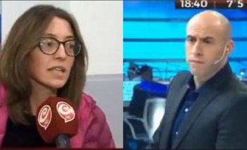 Papelón en Crónica: Conductor anti K quiso cuestionar el paro aereo, pero los pasajeros le arruinaron el plan | Crónica tv