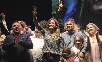 Elecciones 2019: El encendido discurso de Victoria Tolosa Paz para presentar la lista de candidatos | Elecciones 2019