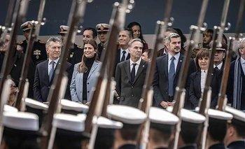 La foto de Macri y armas militares que se volvió viral | Macri presidente