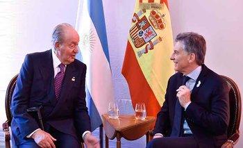 A tres años del histórico momento en el que Macri le pidió perdón al Rey de España | Día de la independencia