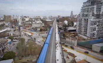 El lado B del viaducto San Martín que Macri no quiere mostrar | Viaducto san martín