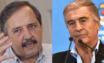 La picante respuesta de Alfonsín a Aguad por su defensa a Aldo Rico | Cruce en la ucr