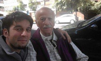 La emotiva historia de un abuelo de 84 años en situación de calle | Crisis económica