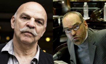 Tenso cruce entre Fernando Iglesias y Caparrós por Aldo Rico | Cruce tuitero