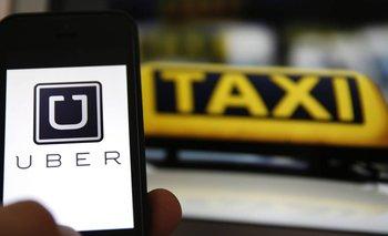 Nueva protesta de taxistas contra Uber | Taxis
