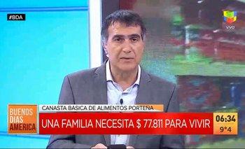 Antonio Laje estalló por el tarifazo al aire | Antonio laje