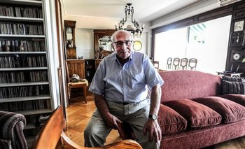 Periodista de Clarín sugiere matar a Palazzo como hicieron con Hoffa   Amenaza